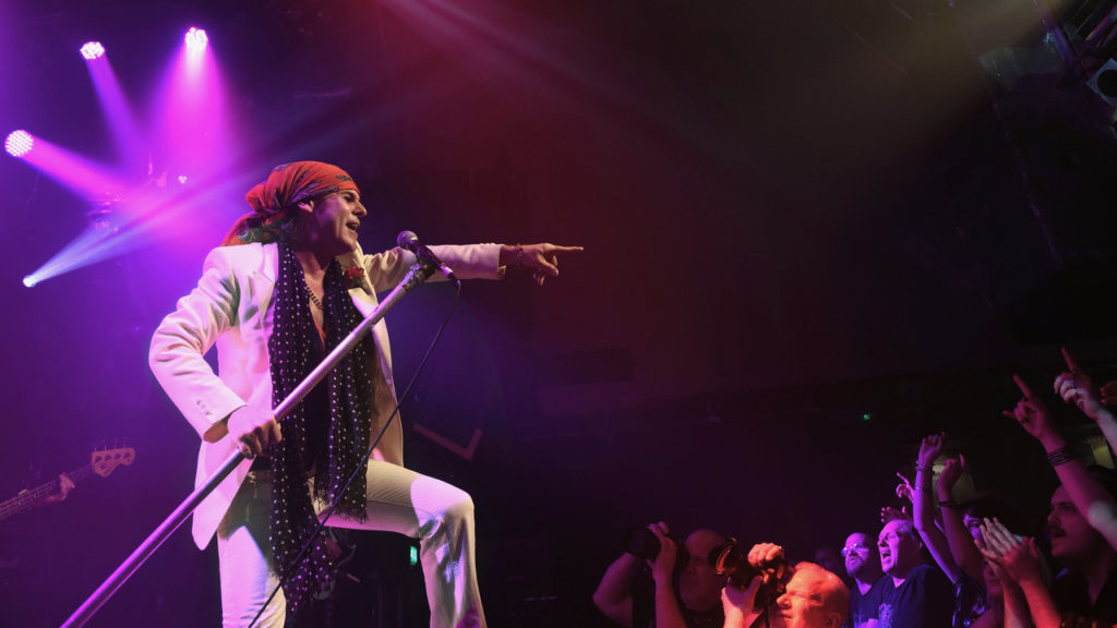 The Quireboys Live at The O2 Islington