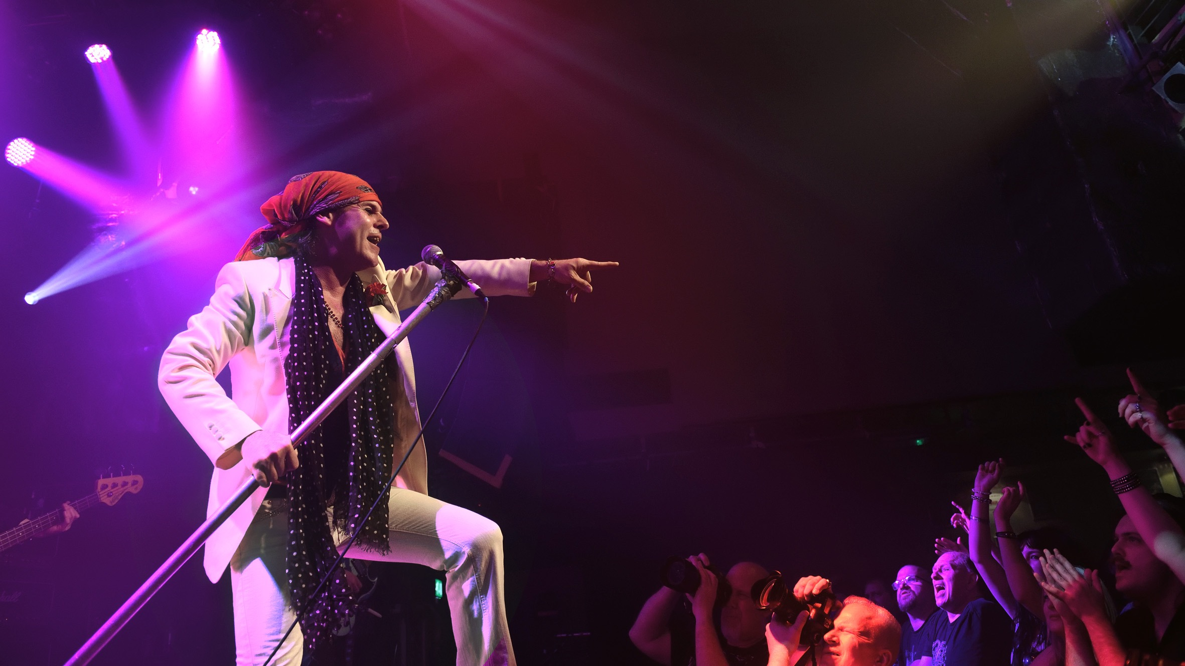 Photo - The Quireboys Live at The O2 Islington
