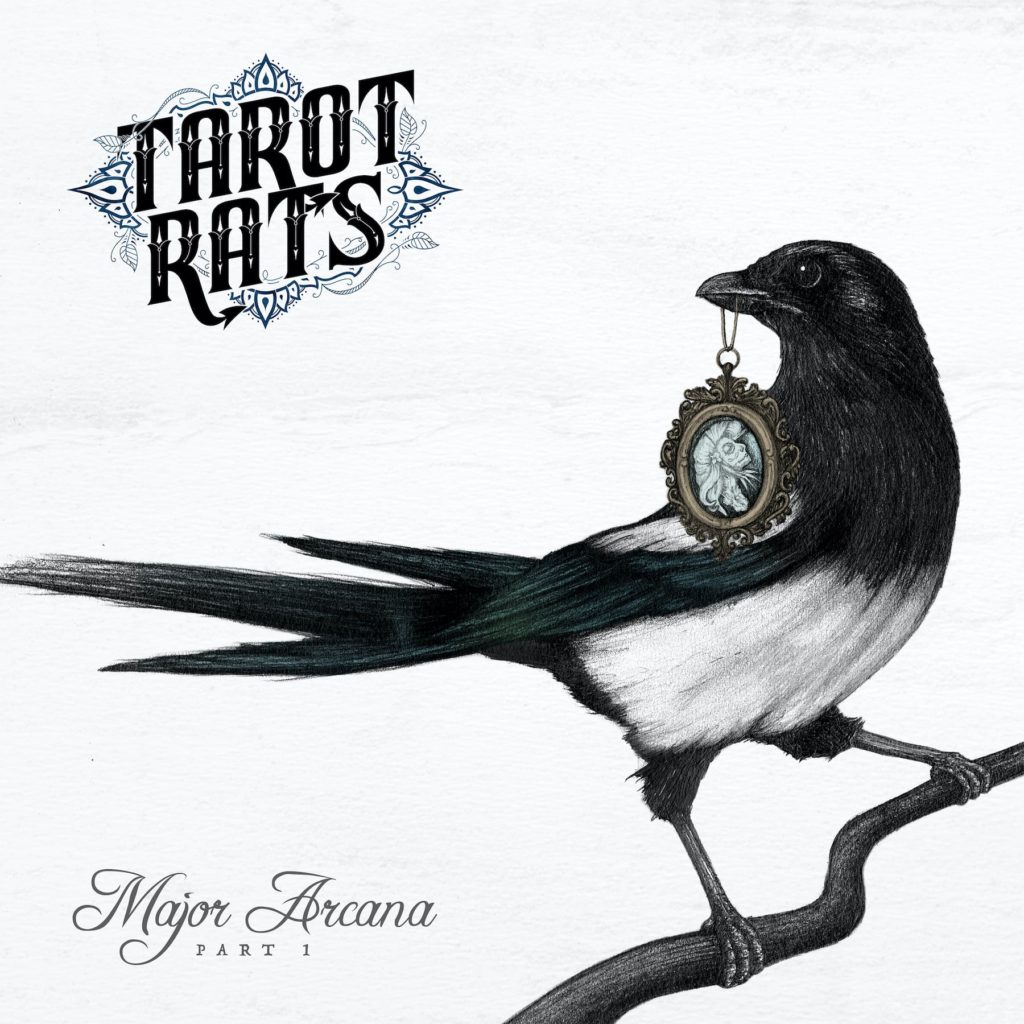 Major Arcana Part 1 Album Cover Art