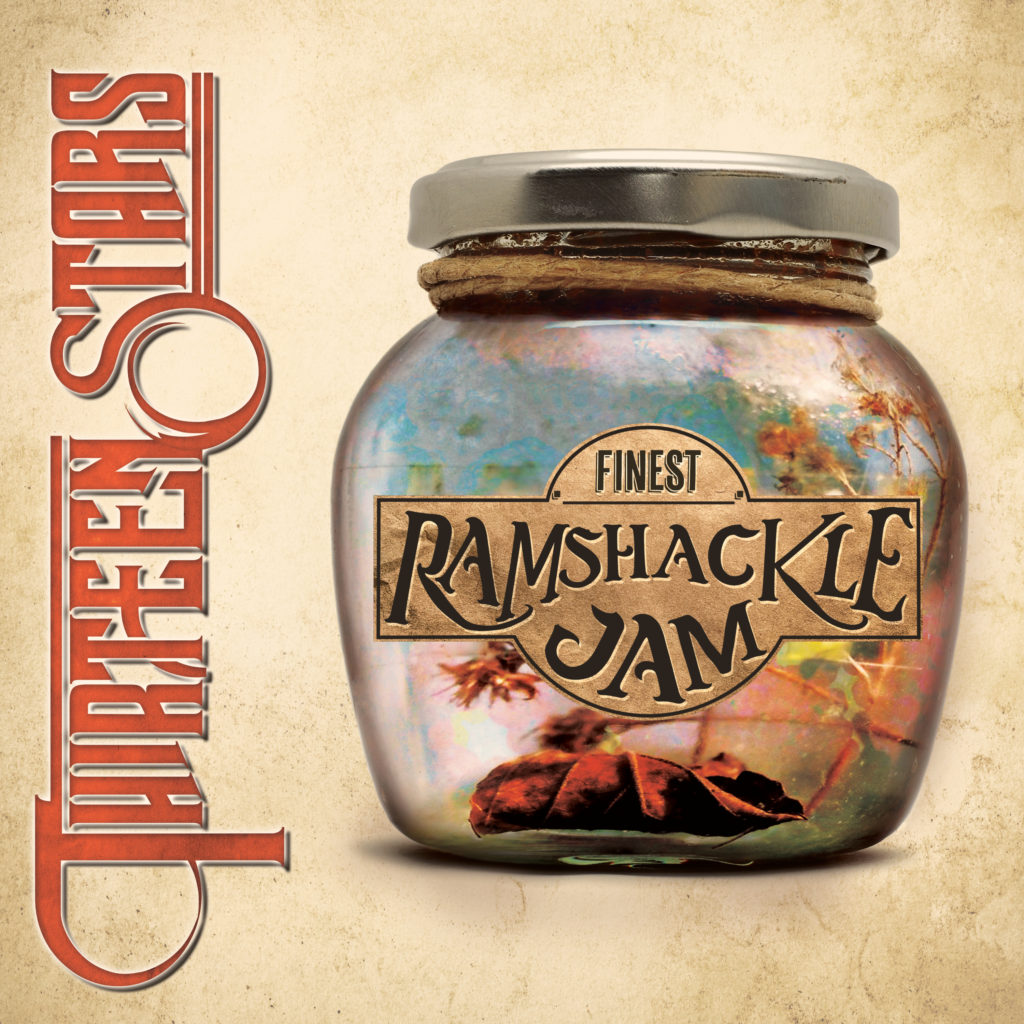 Thirteen Stars - Finest Ramshackle Jam