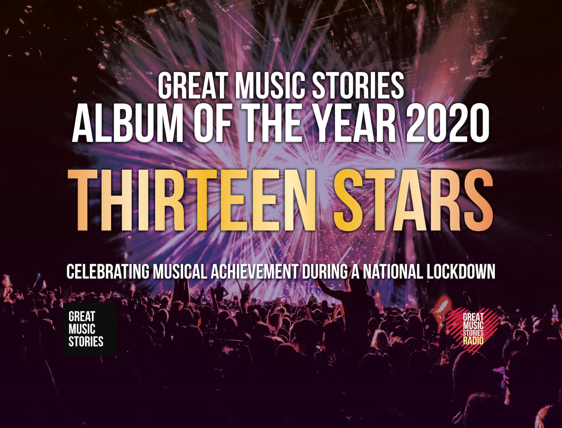 Award Winners 2020 - Thirteen Stars