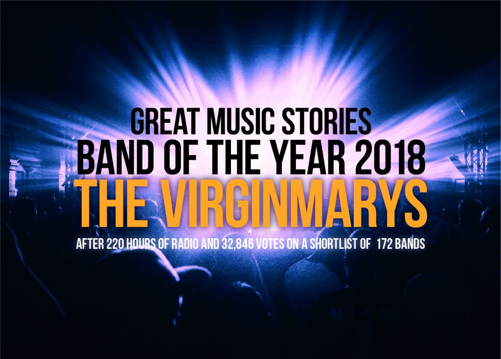 Band of the Year 2018