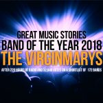 SHORT INTERVIEW: THE VIRGINMARYS: BAND OF THE YEAR – THE WINNERS INTERVIEW