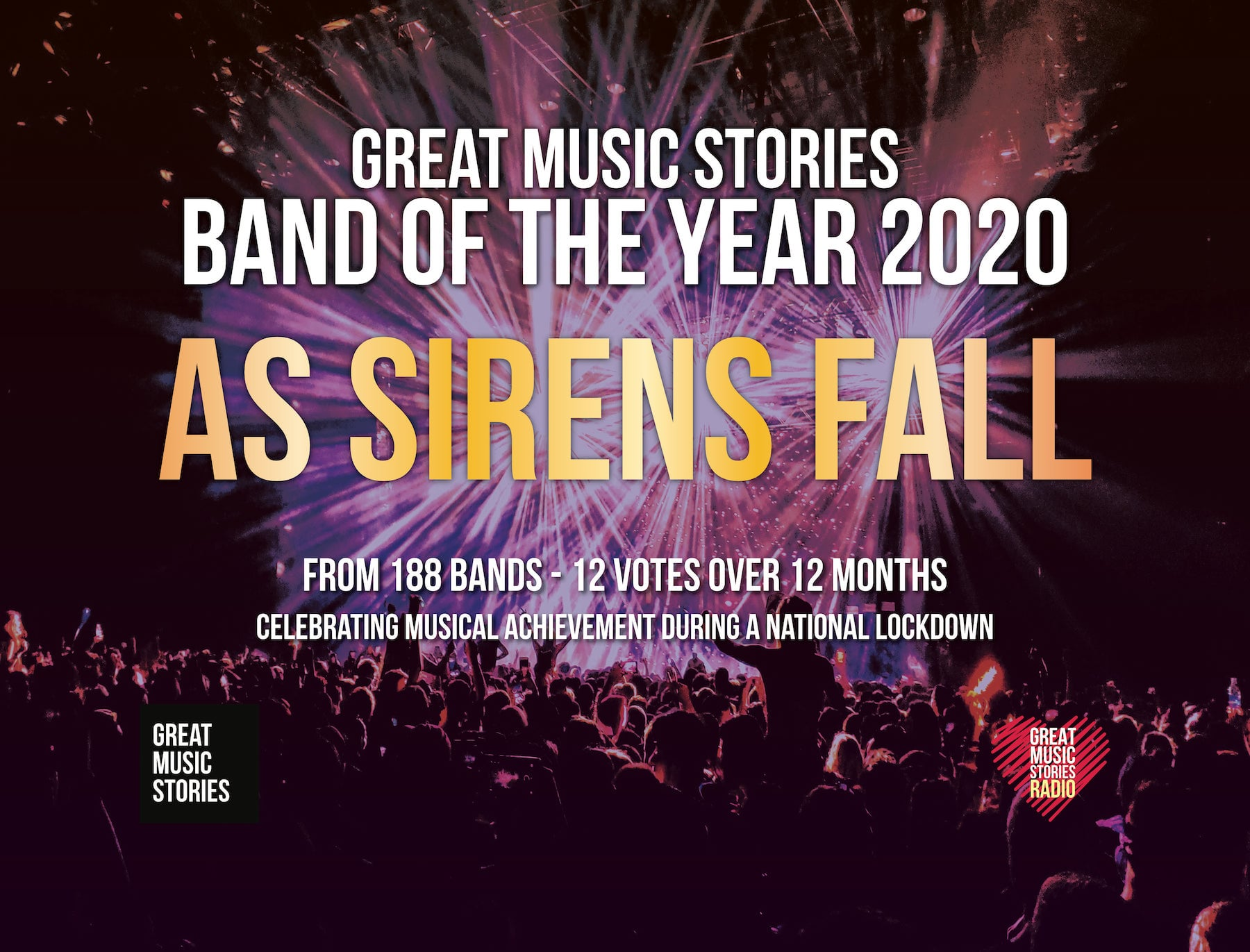 Band of the Year 2020 - As Sirens Fall