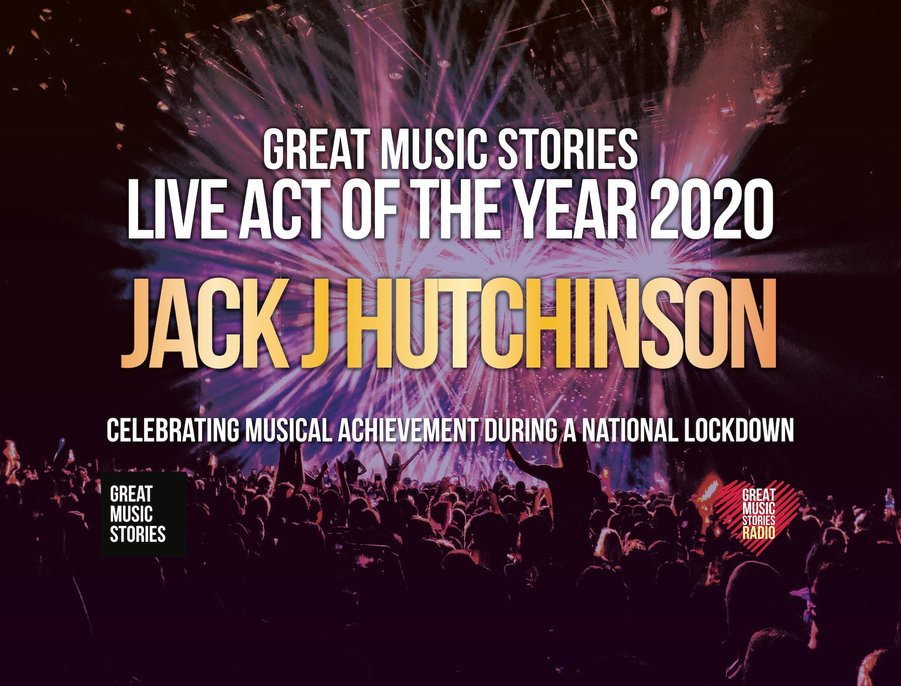Awards 2020 - Jack J Hutchinso