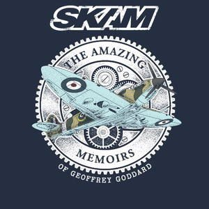 SKAM - Amazing Memoirs Cover